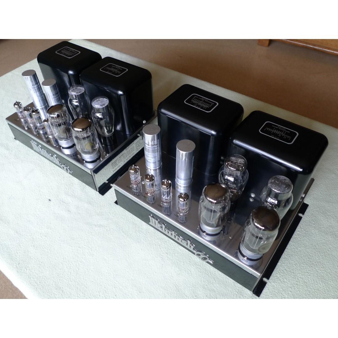 ampli tubes mcintosh mc60. Black Bedroom Furniture Sets. Home Design Ideas