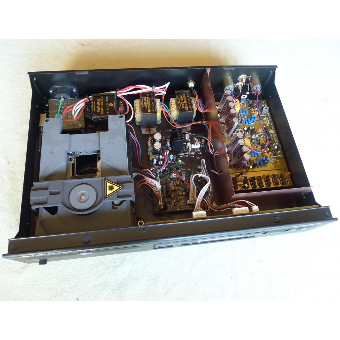 lecteur cd hifi audiophile cambridge audio cd 6 bitstream