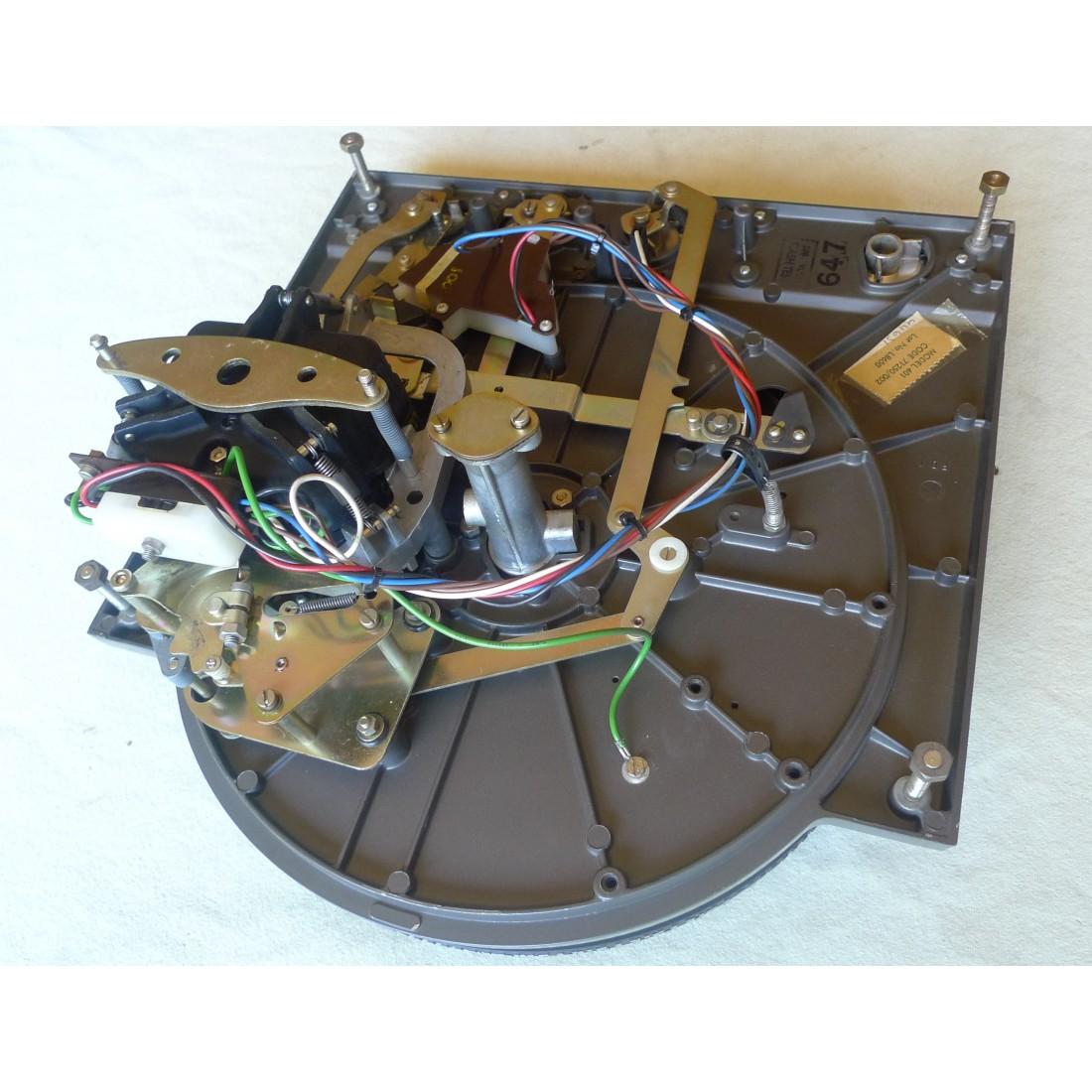 Vinyle Galet : Platine vinyle garrard vintage entrainement par galet
