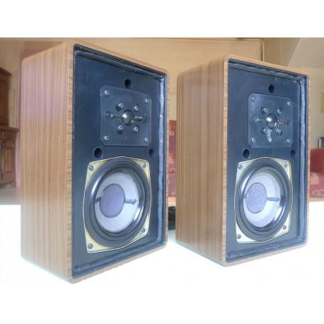 Enceintes vintage Grundig Hi-Fi Box 300