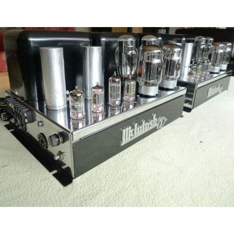 Amplis à tubes vintage McIntosh MC60