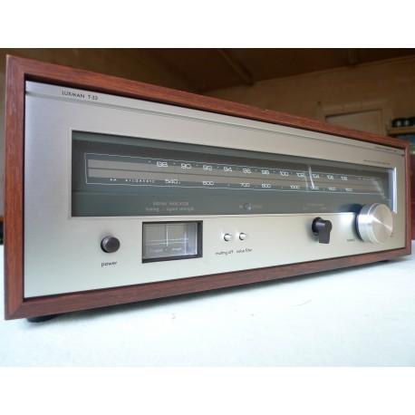 Tuner vintage AM / FM Luxman T-33 SSP
