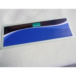 Sticker vintage Sansui Waves