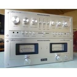 Préampli + ampli hi-fi vintage Marantz 3250 + 170DC