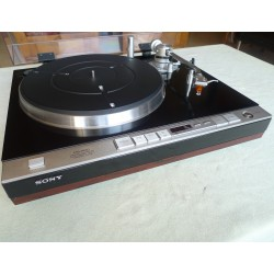 Platine vinyle auto direct drive Sony PS-X65 turntable PU-A7