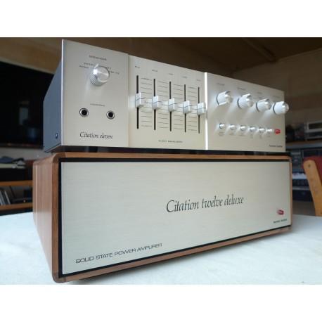 Préampli-ampli Harman-Kardon Citation Eleven & Twelve Deluxe