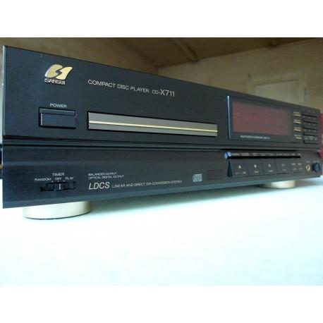 Lecteur CD audiophile Sansui CD-X711