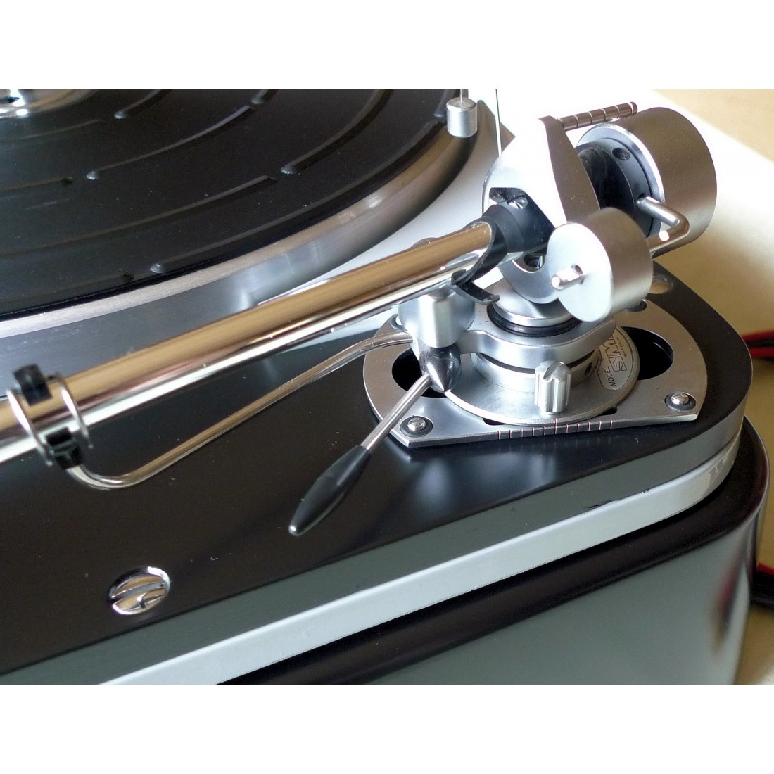 Vinyle Galet : Platine thorens td mkii sme serie ii improved