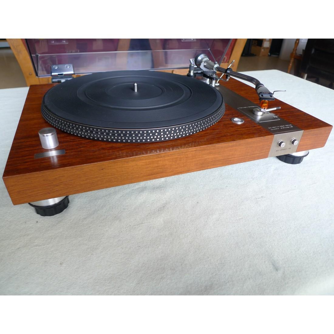 platine vinyle vintage micro seiki solid 5 courroie avec bras ma 303. Black Bedroom Furniture Sets. Home Design Ideas
