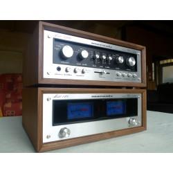 Ampli + préampli vintage Marantz 3200 & 140 SSP