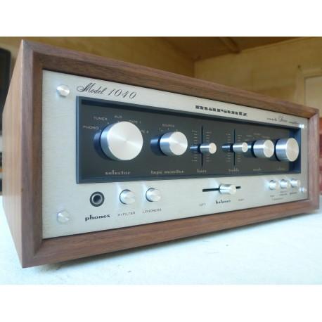 Ampli hi-fi vintage Marantz 1040 SSP