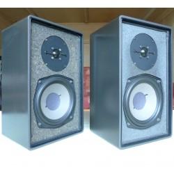 Enceintes vintage Grundig Super Hi-Fi Box 550