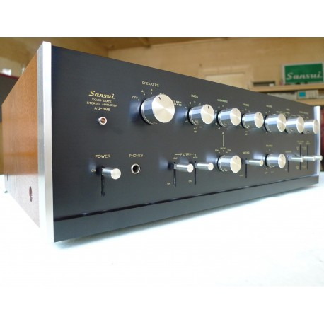 Ampli hi-fi vintage Sansui AU-888 SSP