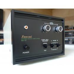 Ampli de puissance vintage Sansui BA-60 SSP
