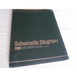 Sansui Schematic Diagram Book 1965 - 1973